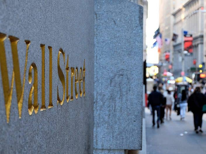 Wall Street, le quartier financier